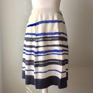 Coldwater Creek knee length skirt